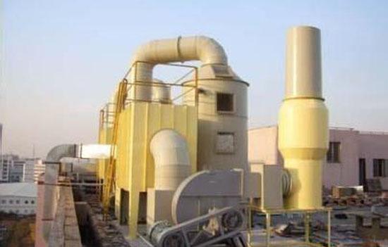 废气治理设备 生物净化塔