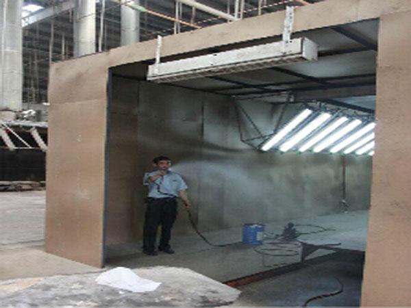 喷漆废气改造工程1