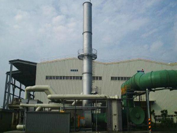 喷漆废气改造工程2
