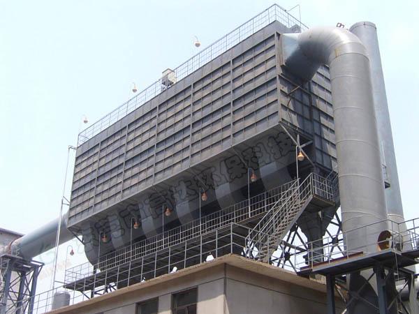 水泥厂废气治理大型脉冲布袋除尘器