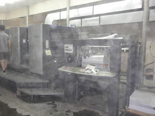 印刷厂废气治理等离子废气净化工程