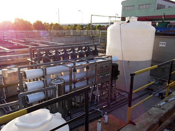 工业中水回用系统