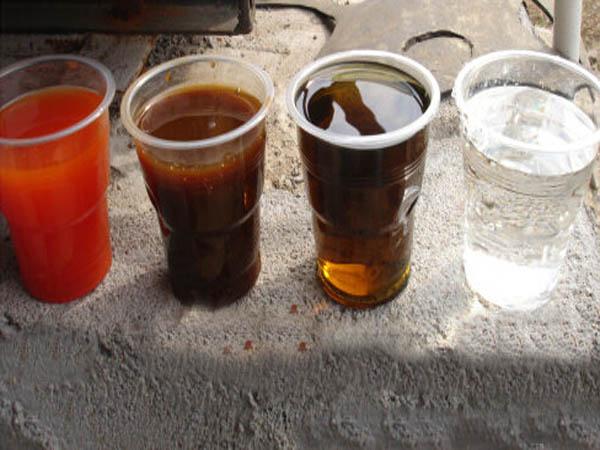 食品厂废水处理效果