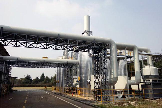 有机废气处理设备催化燃烧