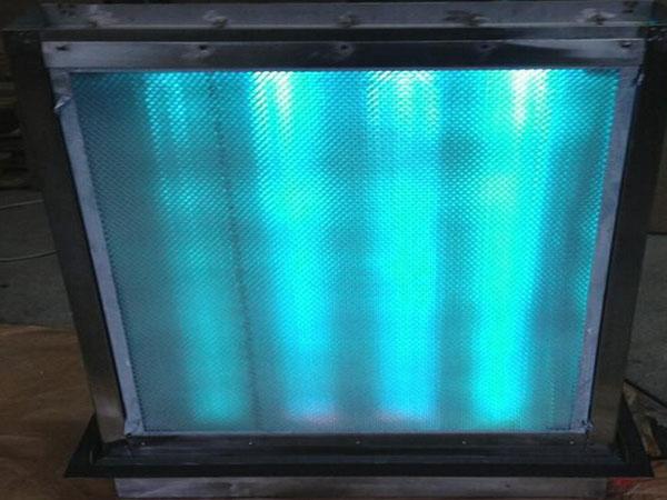 UV光催化媒测试