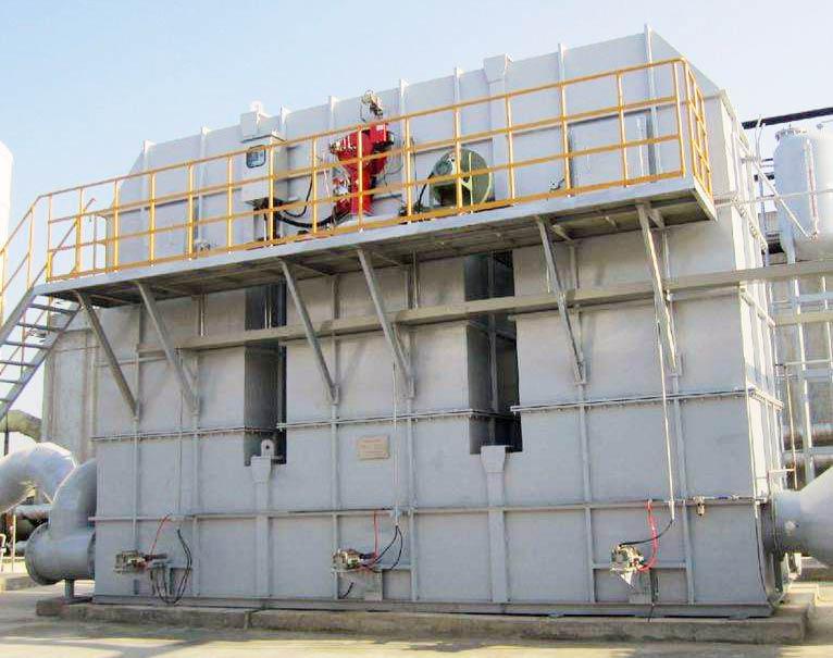 RTO蓄热式焚烧炉废气处理设备