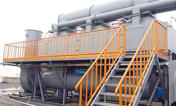 废气处理设备-催化燃烧装置